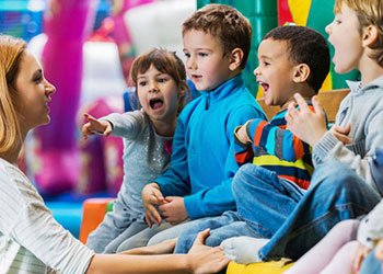 English courses for preschool age