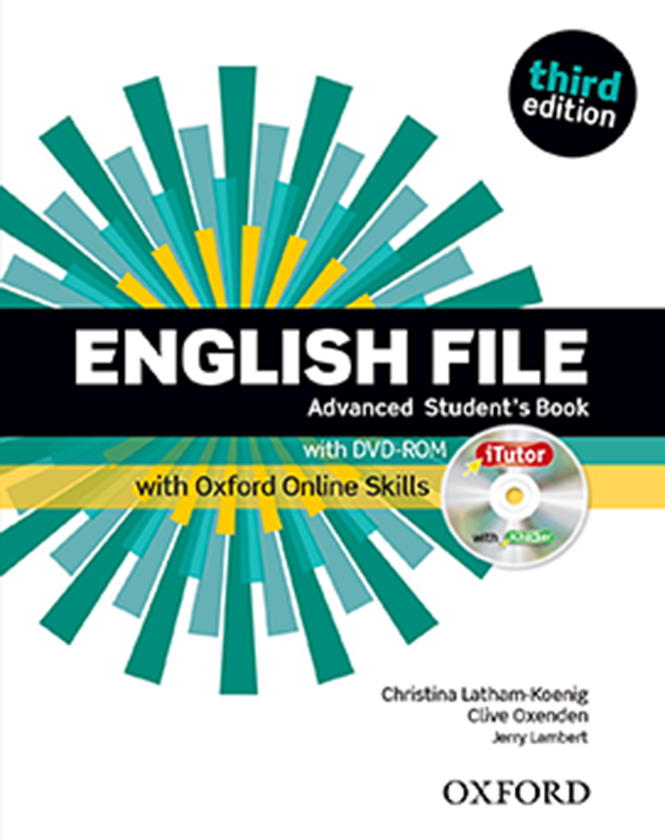 English file Advanced - Student's Book