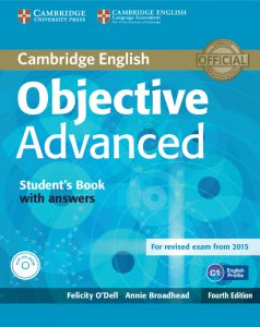 Учебник Objective Advanced за подготовка за сертификат Cambridge CAE