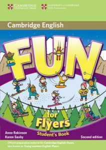 Учебник за подготовка за изпит и сертификат Cambridge YLE Flyers