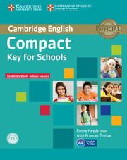Учебник Key for schools за подготовка за изпит Cambridge KET