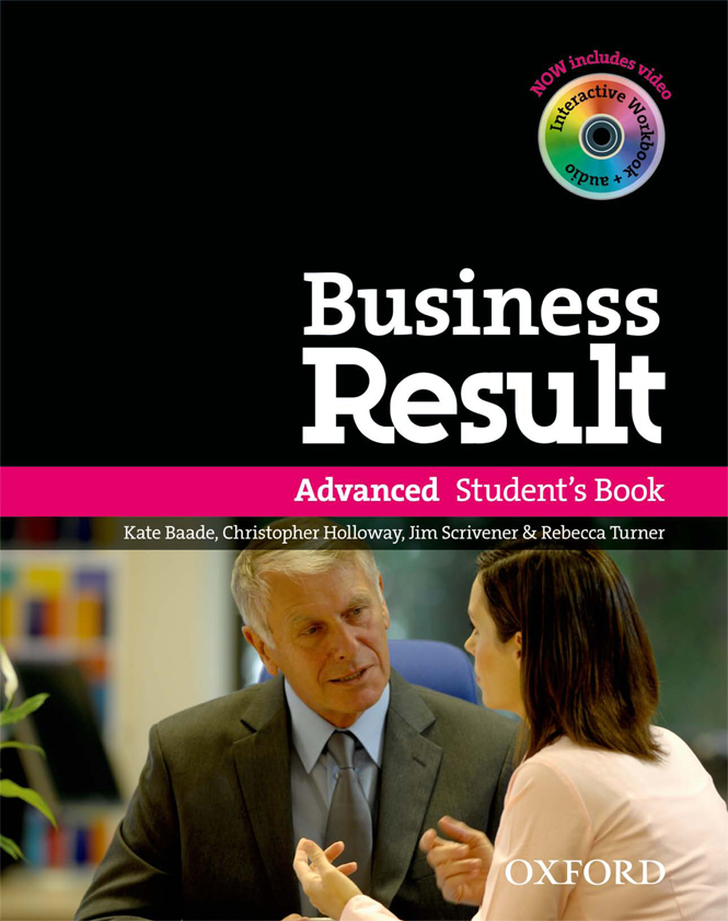Advanced - Business result for Business English