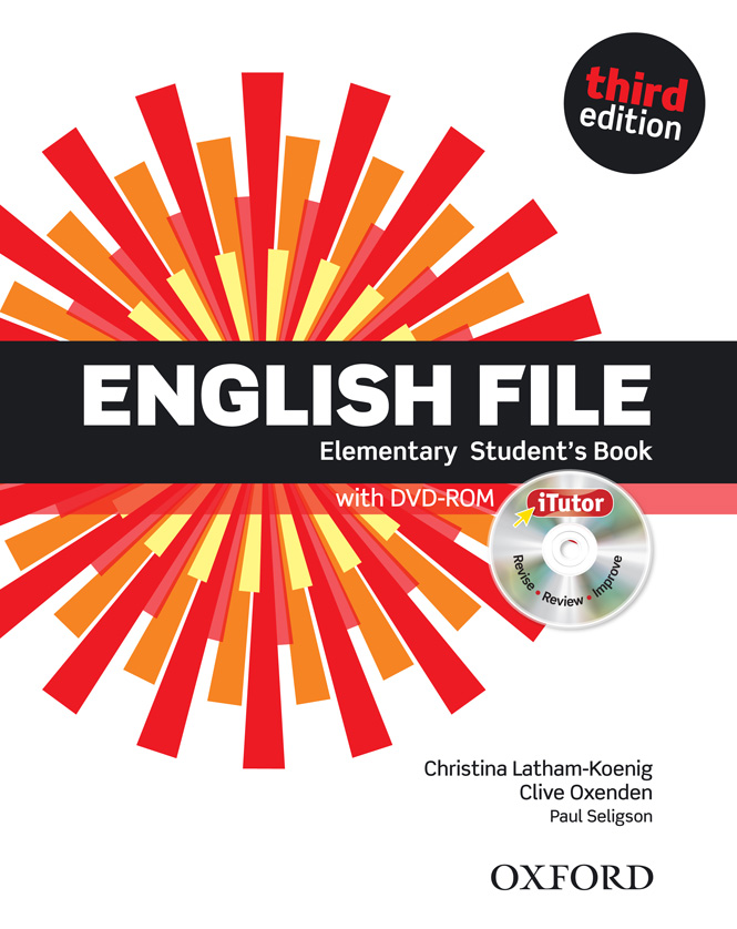 English file Elementary - Student's Book