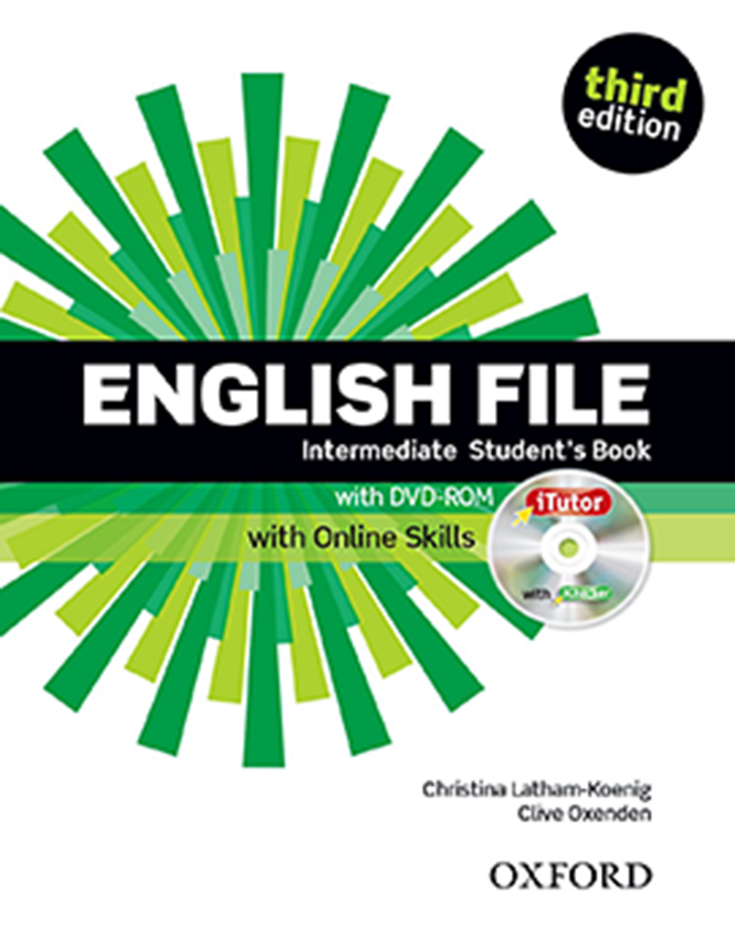 English file Intermediate - Student's Book