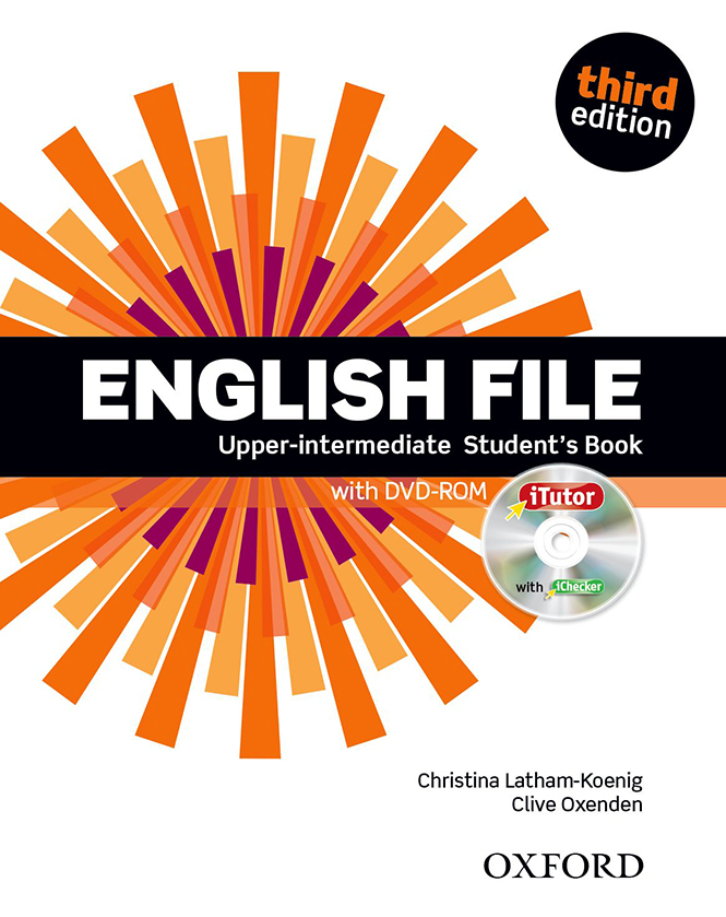 English file Upper-Intermediate - Student's Book