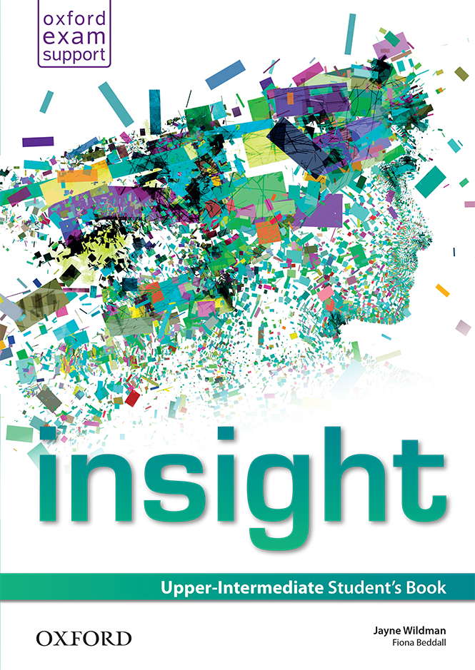 Учебник по английски за 11ти клас Insight