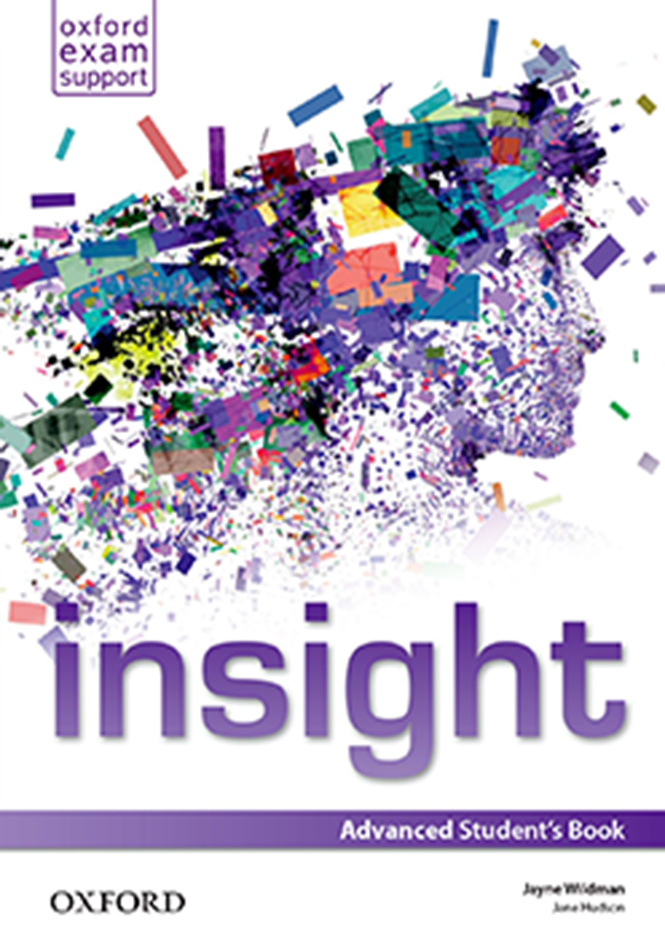 Учебник по английски Insight за 12 клас