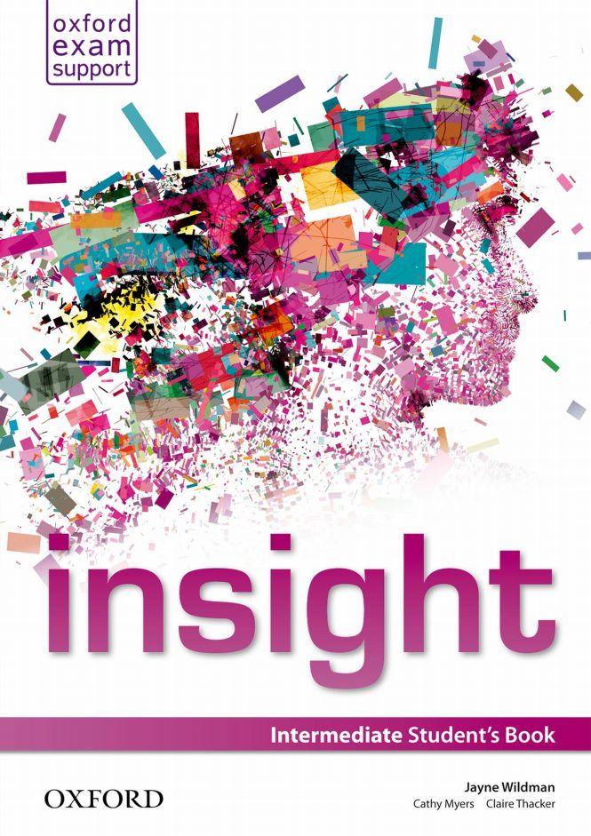 Учебник по английски за 10ти клас Insight