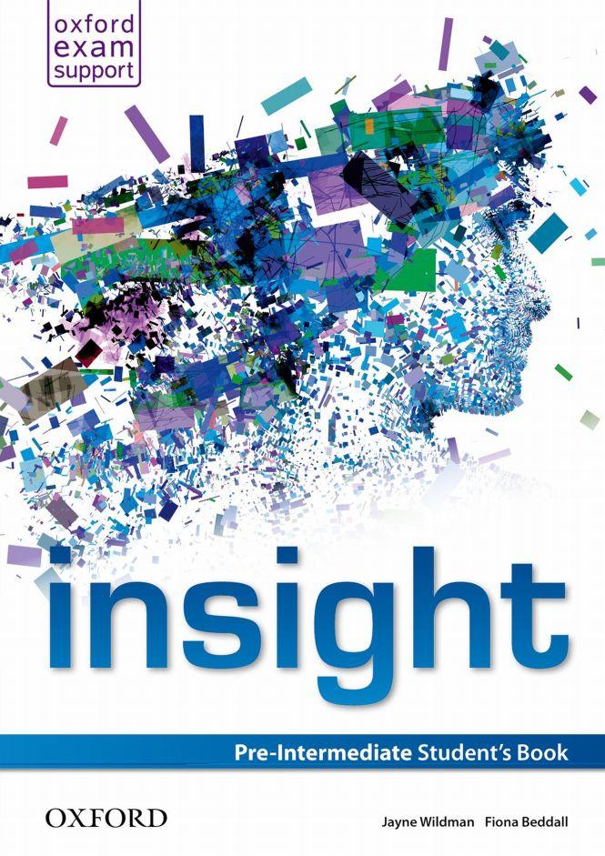 Insight, Oxford - Учебник по английски език за 9ти клас
